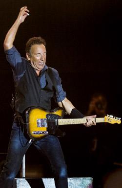 Springsteen concert downloads coming