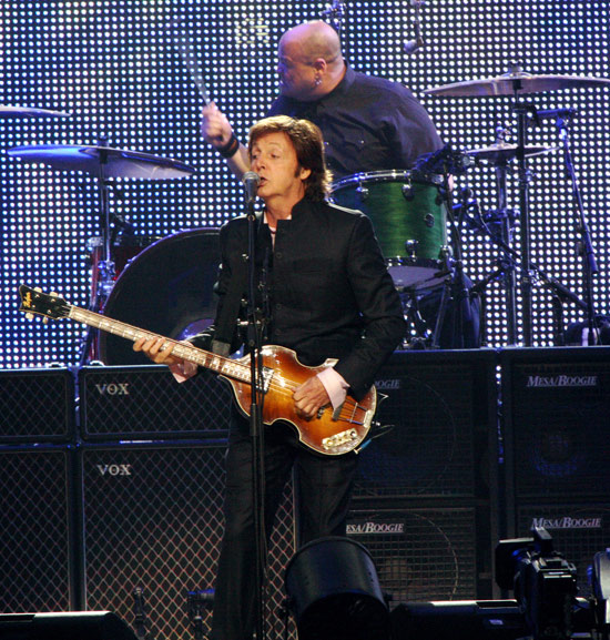 Paul McCartney - ROCKinsights | Music News